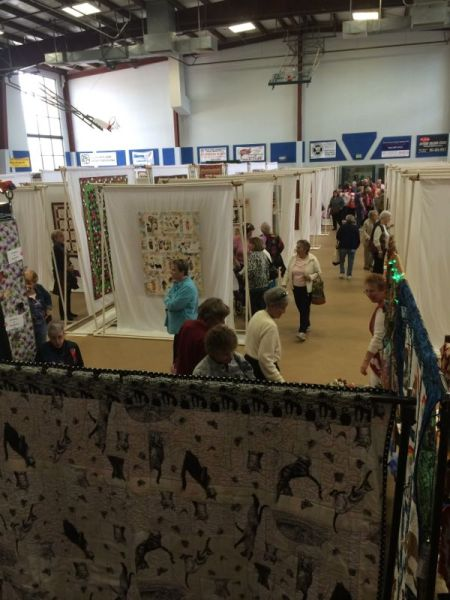 Vlly Quilt Show