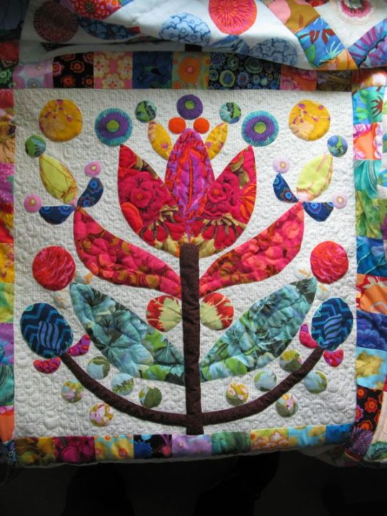 Lollypop Tree Quilt Block_2