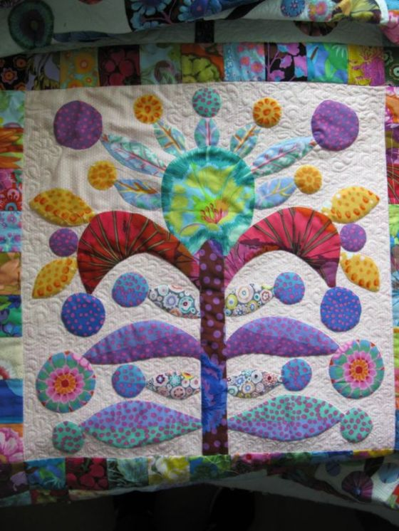 Lollypop Tree Quilt Block_4
