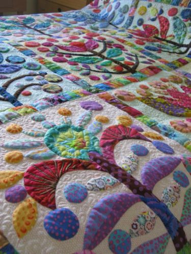 Lollypop All Quilted