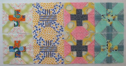 May Cross-X Quilt Blocks4