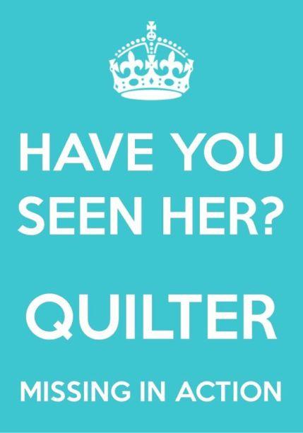 Quilter MIA