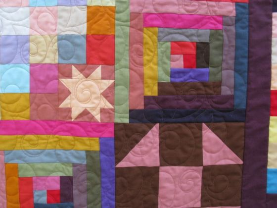 Shadow Light Quilt_detail1