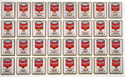 Andy-Warhol Soup