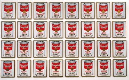 Andy-Warhol Soup