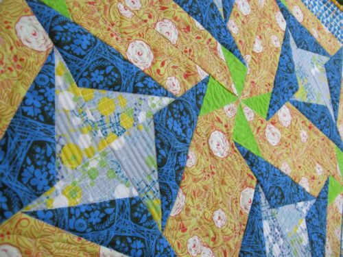 I'll Call It What I Want To quilt_front detail