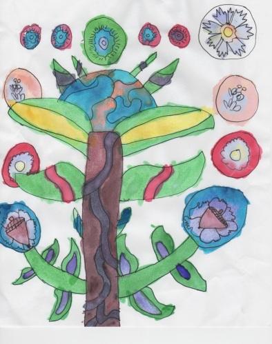 Lollypop Tree 1