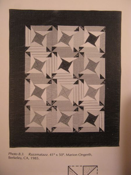 No Name Block Quilt