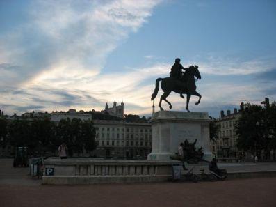 Pedestal Lyon France