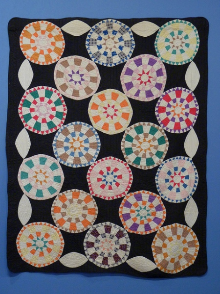 American Folk Art Museum Circle Quilt