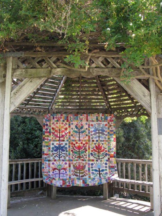Elizabeth's Lollypop Tree Quilt_10