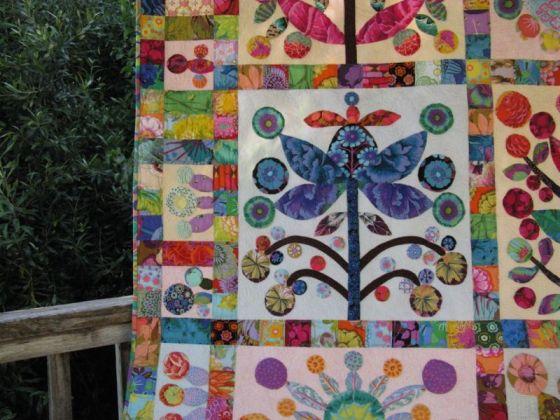 Elizabeth's Lollypop Tree Quilt_11