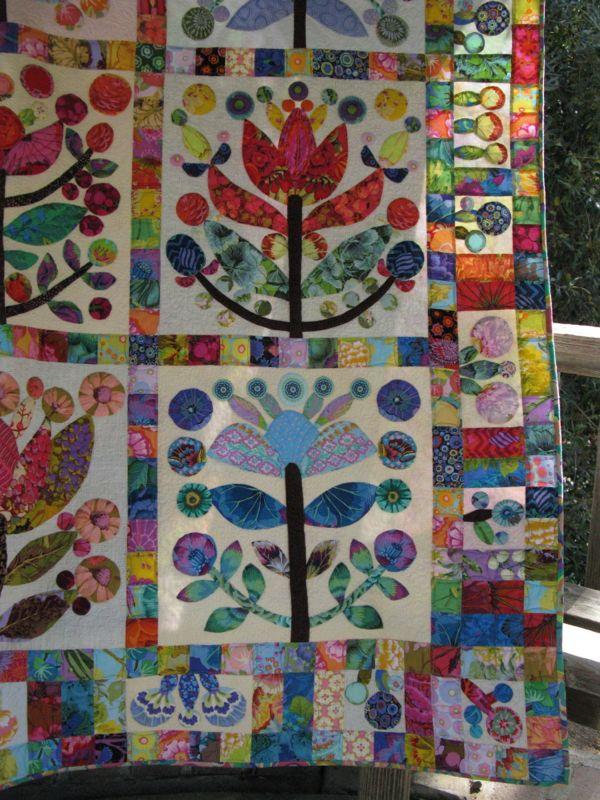 Elizabeth's Lollypop Tree Quilt_12