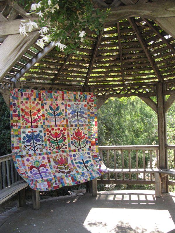 Elizabeth's Lollypop Tree Quilt_9