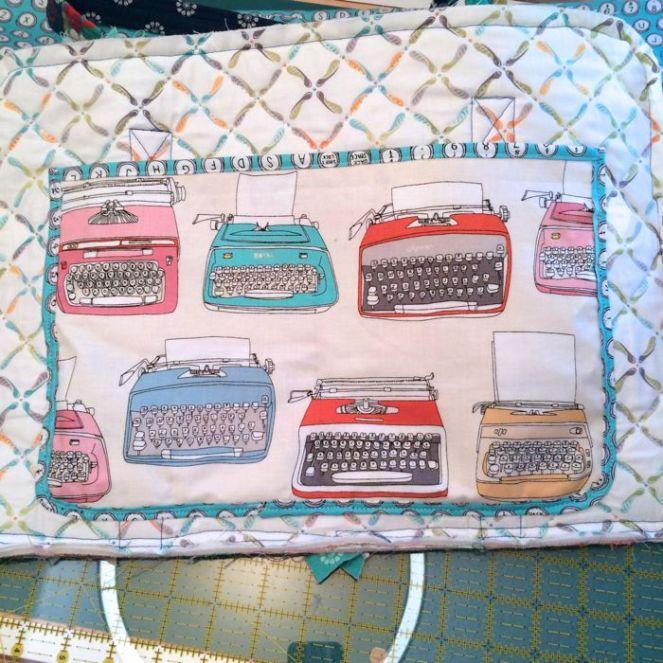 First Inside Pocket for Weekender Bag