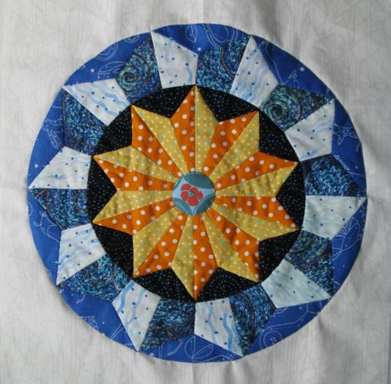Circles Block Three EPP