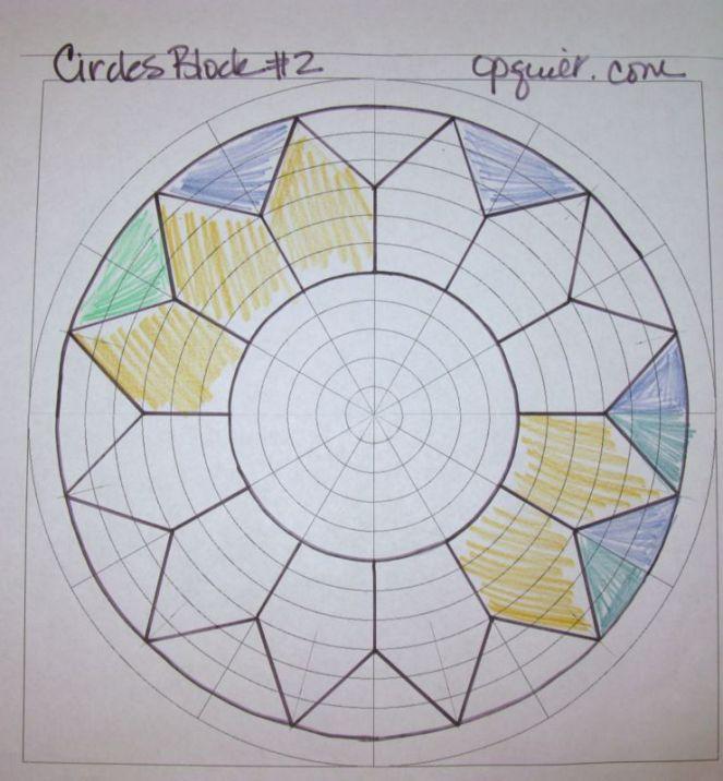 EPP2 Circles block #1