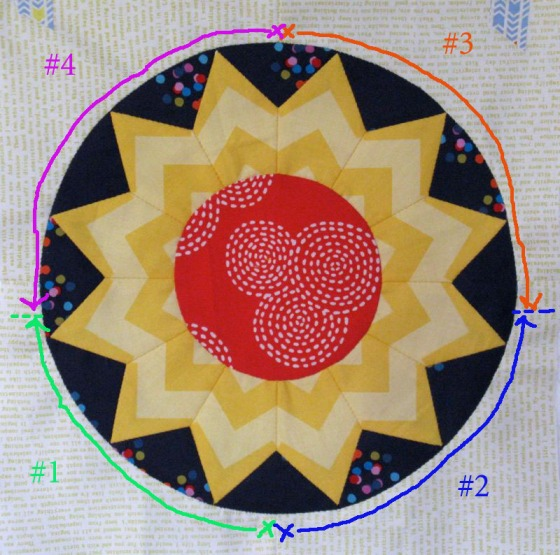 EPP2 Sewing Diagram