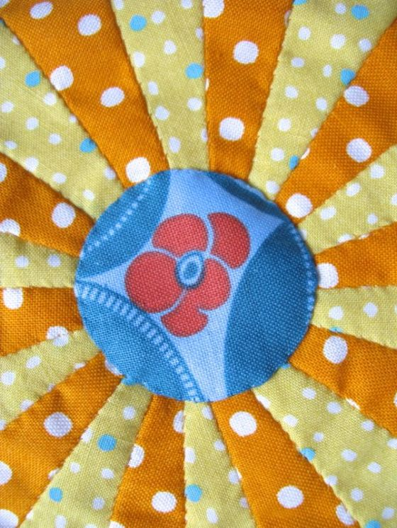 EPP3 Center Circle Appliqued