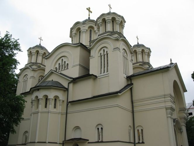Ljubljana Serbian Church