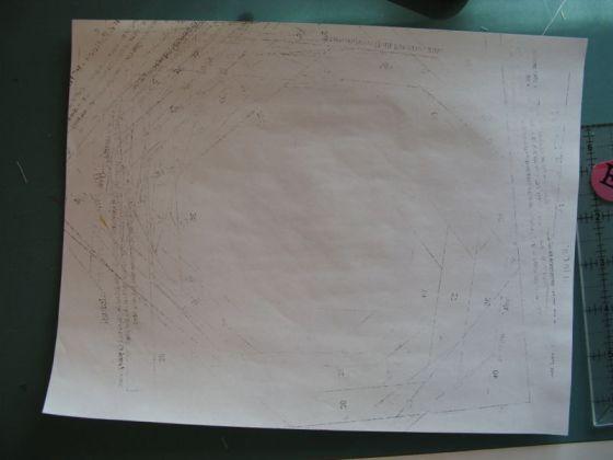 Messy Ironing Paper