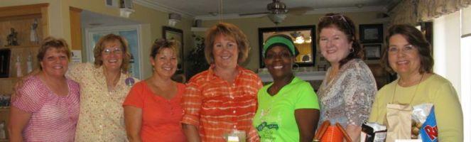 Retreat Ladies 2014