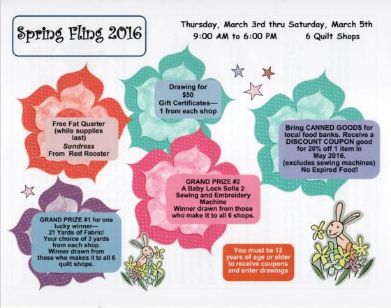 Spring Fling 2016 Inland Empire
