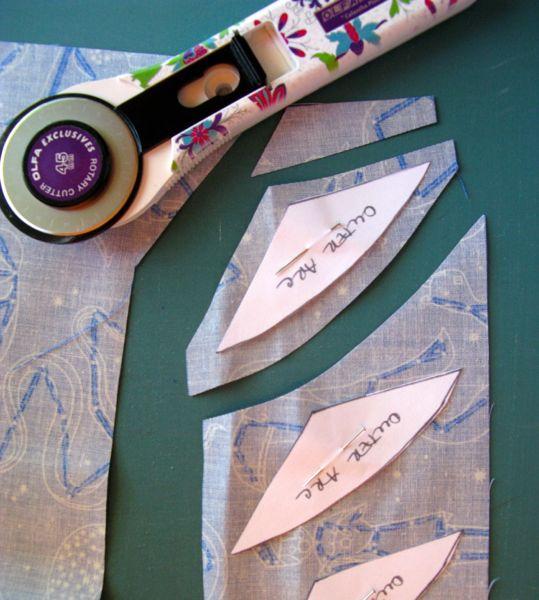 EPP 4 cutting pieces