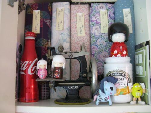 More Shelf Stuff