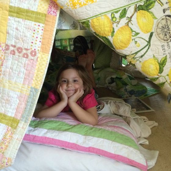Quilt Fort