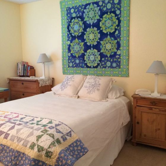 Summer Guest Room