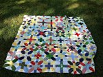 Jane's Quilt Cross-X