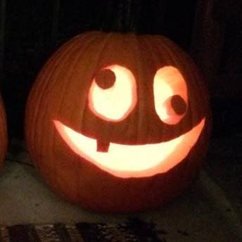 Peter's Pumpkin 2014