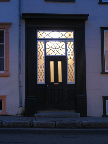 Quebec City Doorway