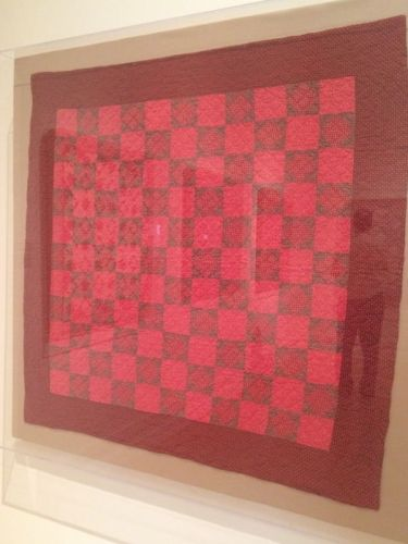 square in a square crib quilt