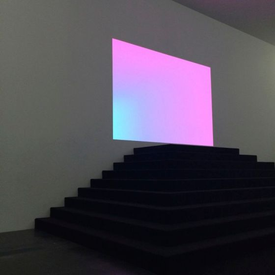 Turrell Room Light