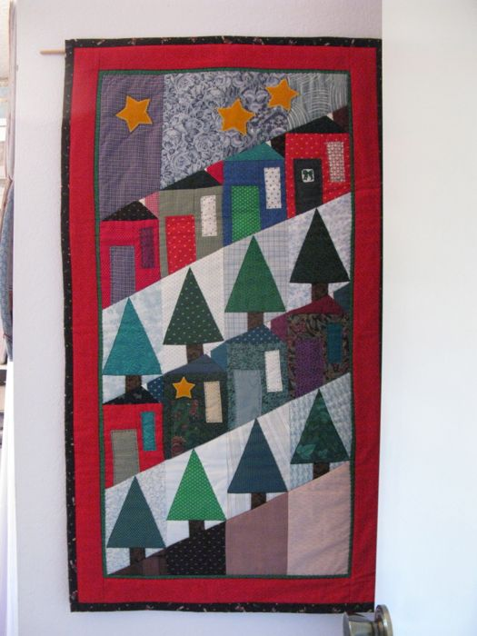 Christmas Quilts1