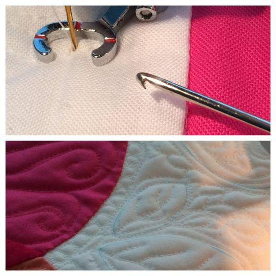 crochet hook trick