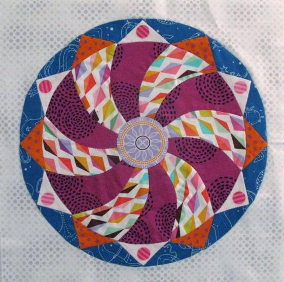 Circles Block 7