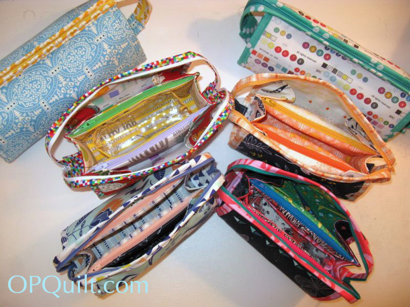 Mini Sew Together Bag Occasionalpiece Quilt