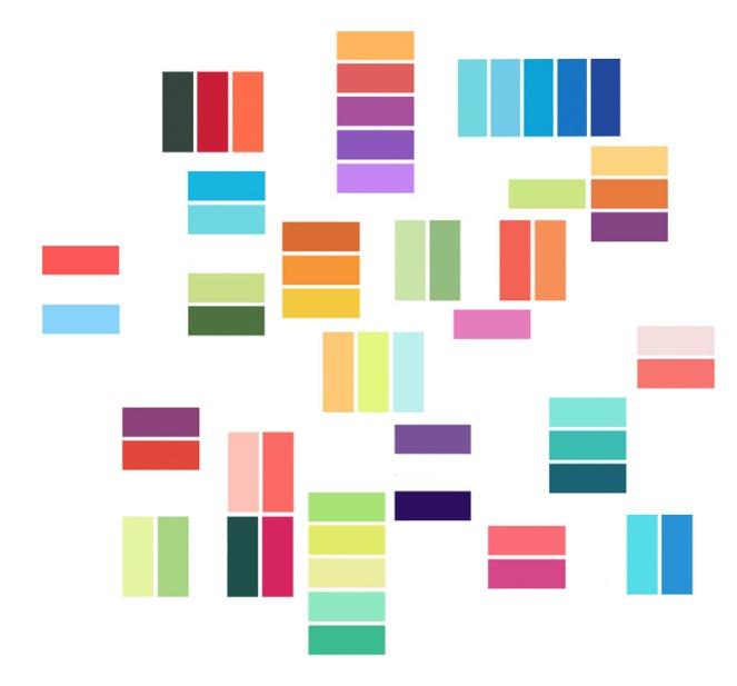 Sampler Quilt Colors