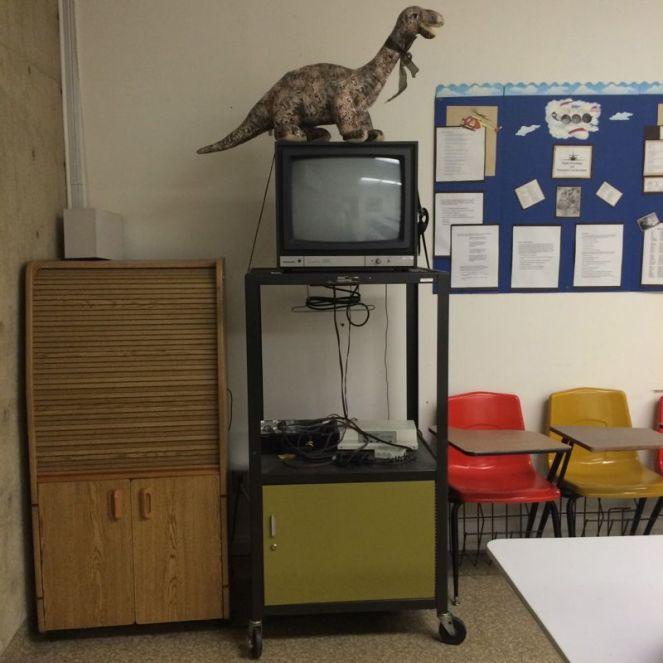 Classroom Corner A