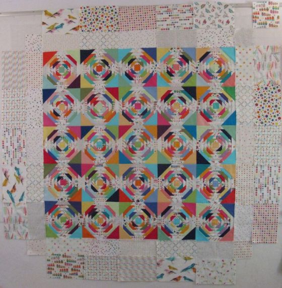 Pineapple Quilt Borders