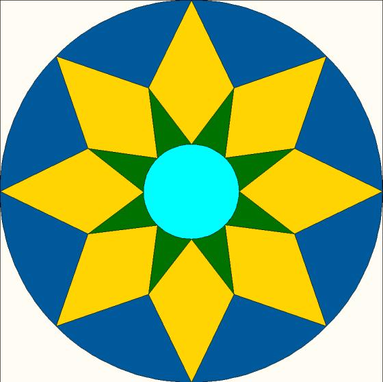 EPP Circles Block #9