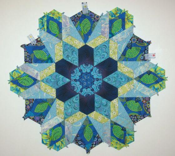 Millefiore Rosette2