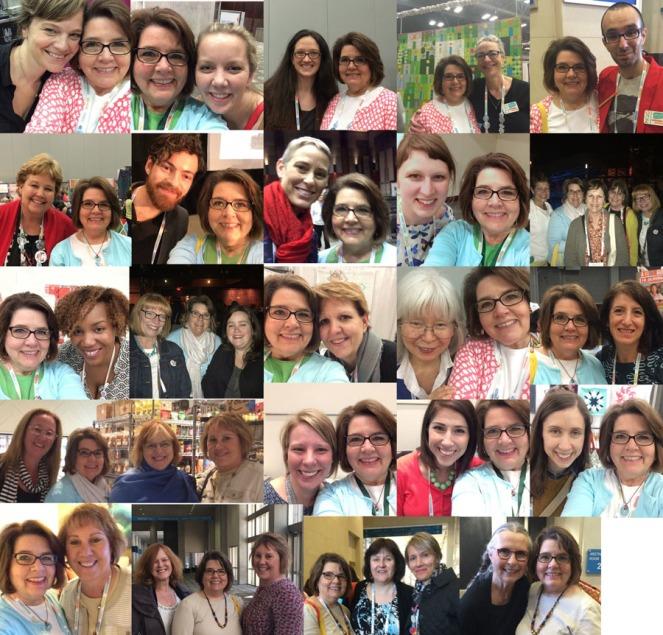 QuiltCon Selfies 2015