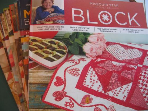 Block Magazines