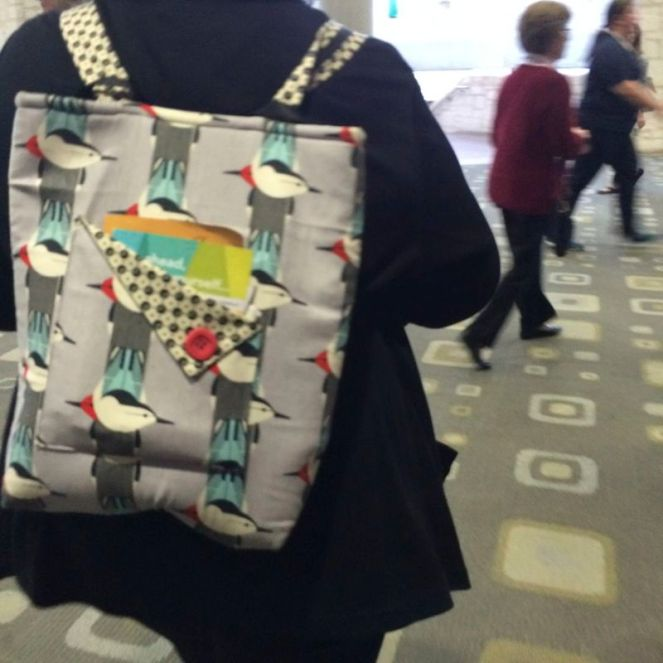 CharlieHarper backpack