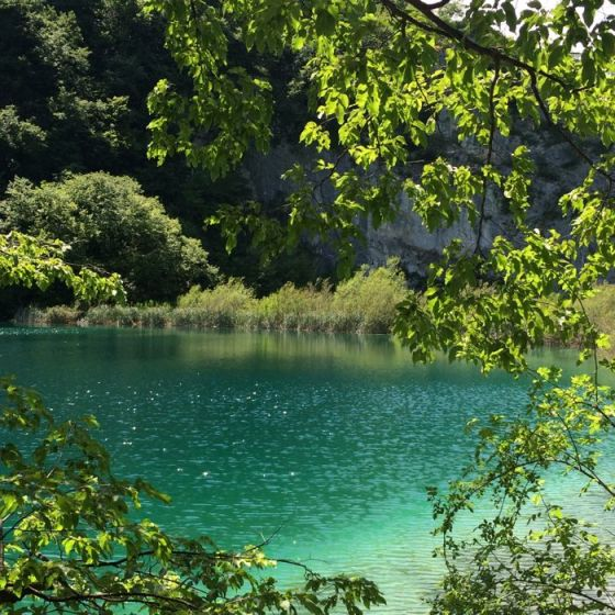 Plitvice2_green lake