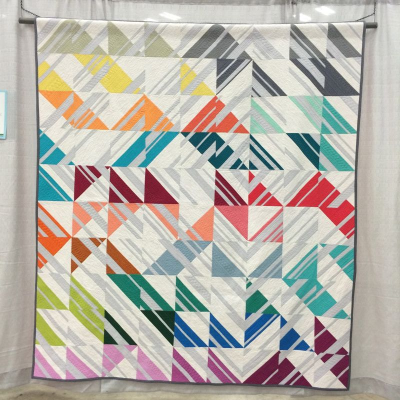 Prints Charming and QuiltCon | OccasionalPiece--Quilt! : quilt con - Adamdwight.com